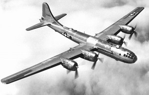 B29_in_flight